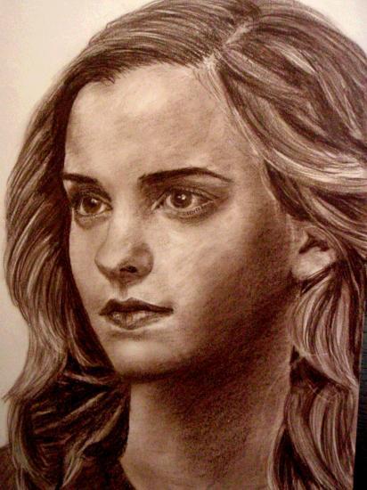 Emma Watson par ginxy